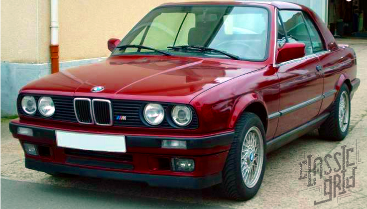 BMW E30 Convertible 325i – The Best 5 for Sale this week