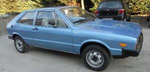 VW Scirocco MK 1