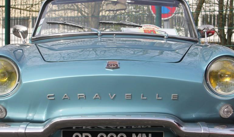 Renault Caravelle Cabriolet – 1962