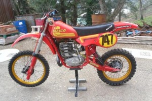Maico 490 Mega II