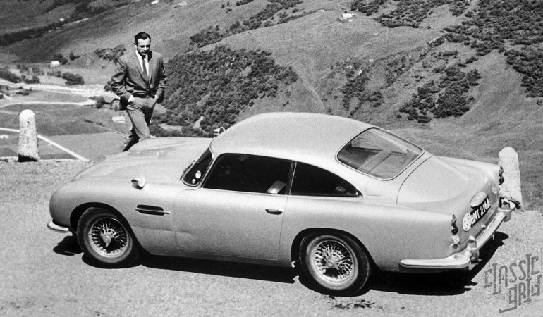 Aston Martin DB5 – 1964 – James Bond
