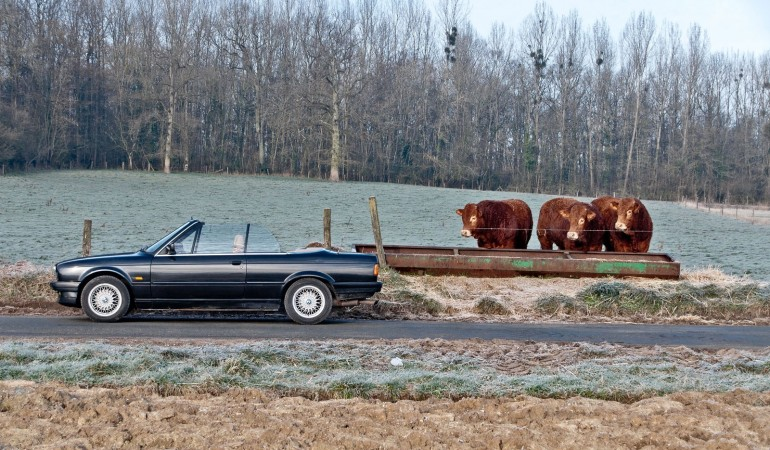 BMW E30 325i Convertible – Five good reasons to drive one