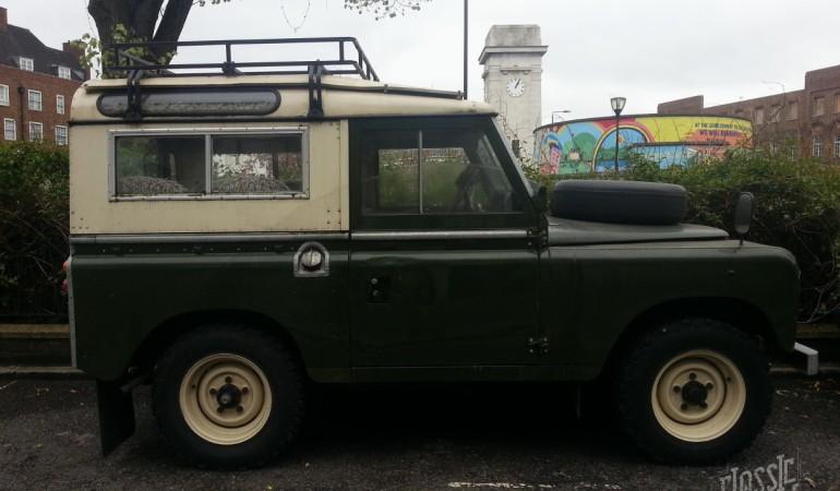 Land Rover – 1970-71