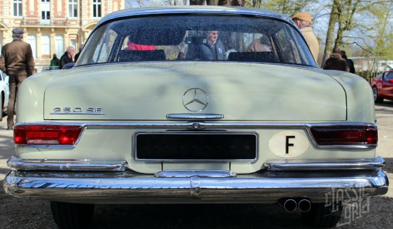 Mercedes 250SE Coupé  – 1967