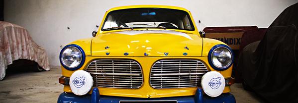 Volvo Amazon C122 – 1967