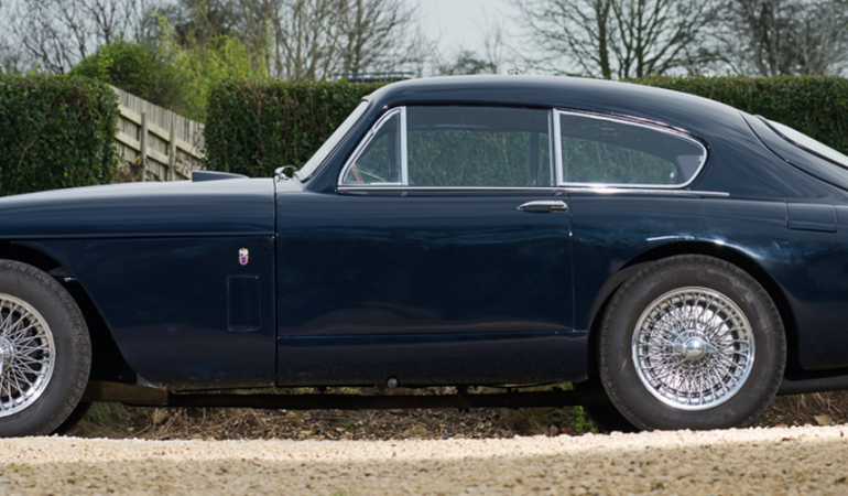 Aston Martin DB2/4 Mk III – 1958
