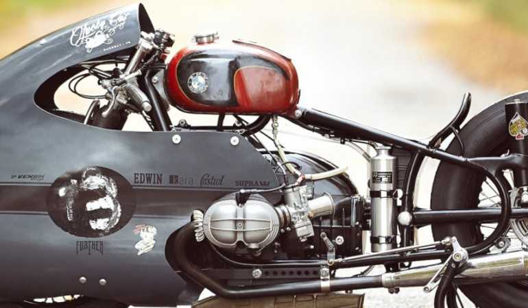 BMW R Sprintbeemer by The Lucky Cat Garage