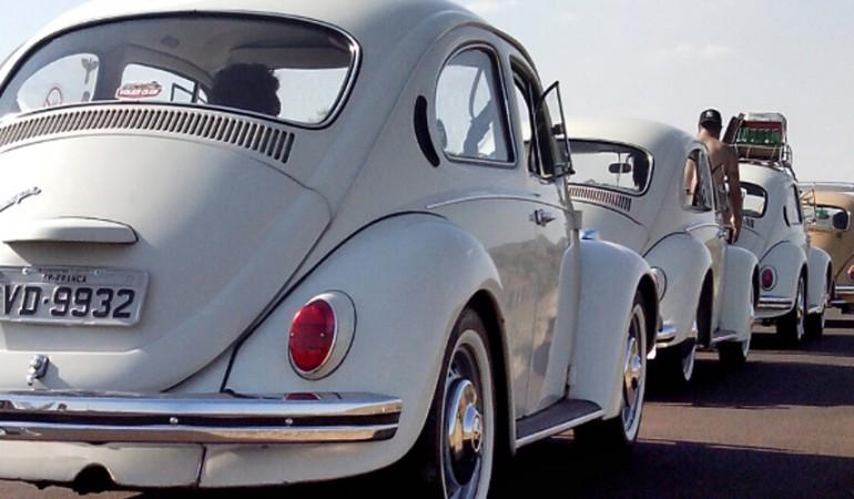 Volkswagen Fusca Beetle 1300 – Pearl – 1975