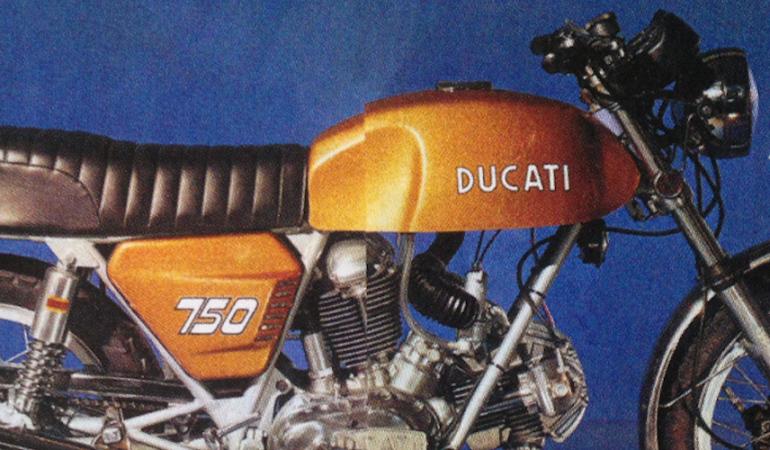 Ducati 750 GT – 1970 / 74