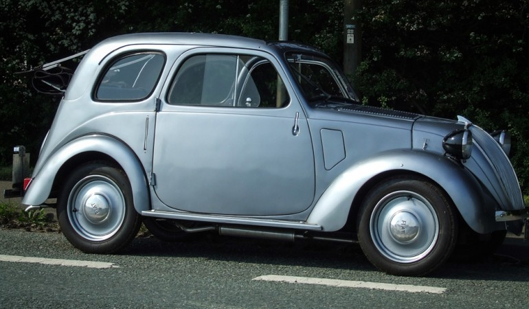 "Fiat 500 Topolino – 1939 – ex ""Duke of Westminster"""