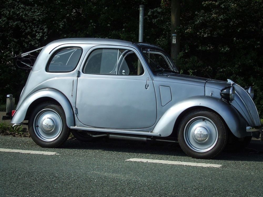 fiat 500 topolino 1939 ex duke of westminster classic grid. Black Bedroom Furniture Sets. Home Design Ideas