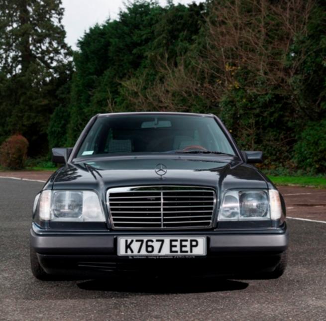 Mercedes-Benz W124 320 E LoTec Turbo - 1993 - Classic Grid