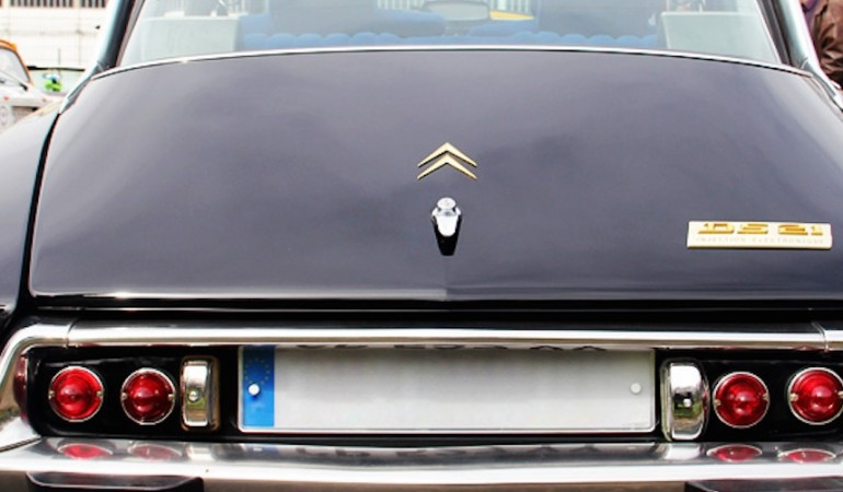 Citroen DS 21 – Pallas – 1972