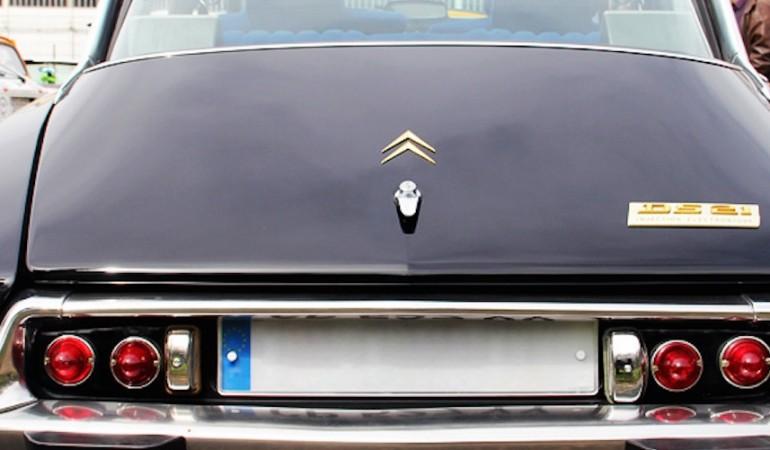 Citroen DS 21 – Pallas – 1972