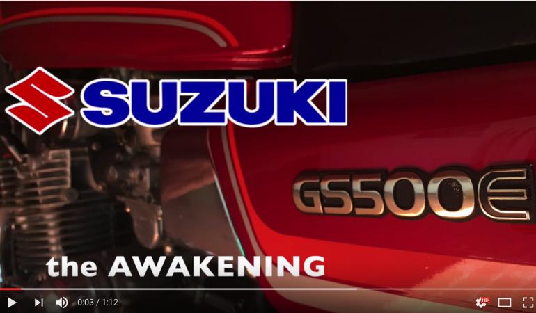1Minuto: dopo 1:59 c'é solo noia – Suzuki GS500e The Awakening