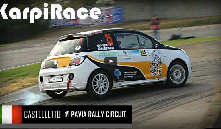 Pavia Rally Circuit 2016