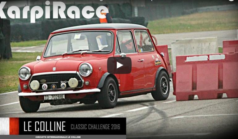 """Classic Challenge Velocità sul circuito """"Le Colline"""" – Novembre 2016 – KarpiRace Video"""