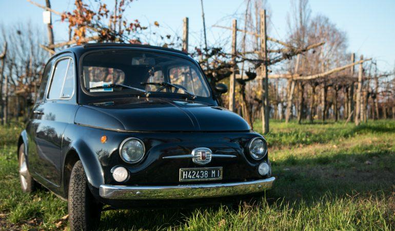 Fiat 500 F – 1969 – Il nonno l'ha lasciata qui e non la molliamo più