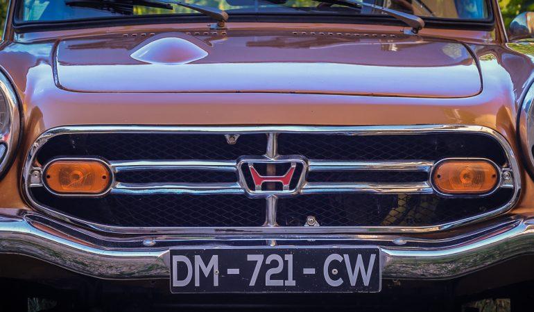 Honda S800 – 1967 – Quando in Giappone tiravano già a 9.000 giri